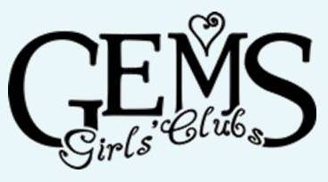 Gems Logo on web background