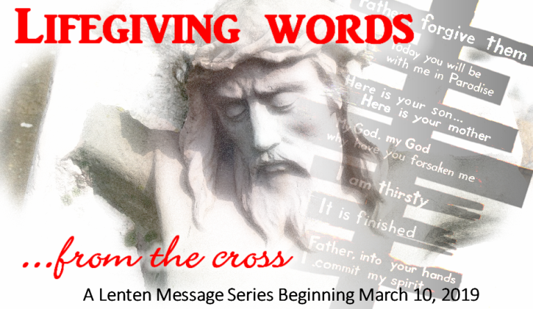 Lenten Message Series at Bethel Church